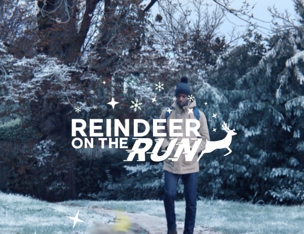 ASDA | Christmas '16 – Reindeer on the run